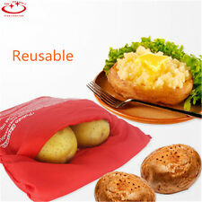 Potato Express Microwave Potato Bag Microwave Baked Potato Bag Fast Cooking