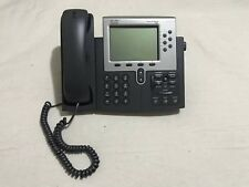CISCO IP Business Phone CP-7960G   Powered By VoIP