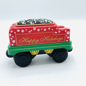 Lionel Snowflake Express Happy Holidays Coal Train Magnetic 1999 MUSIC WORKING