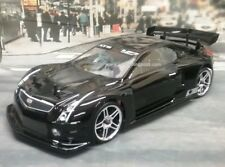 CADILLAC ATS-V.R Custom Painted 1/10 RC Car Body Drift,Touring,On Road 200mm