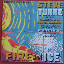 STEVE TURRE  CD US  FIRE AND ICE