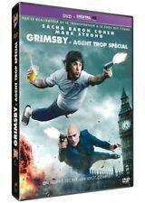 Grimsby Agent trop spécial DVD NEUF SOUS BLISTER