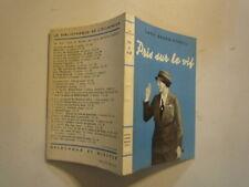 LADY BADEN POWELL PRIS SUR LE VIF ED DELACHAUX ET NIESTLE 1948