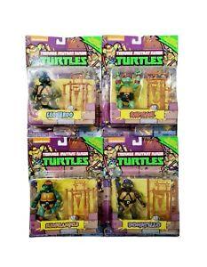 Teenage Mutant Ninja Turtles TMNT - Classic Collection Bundle