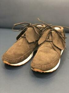 visvim FBT Boots Brown Suede US 9 Used From Japan