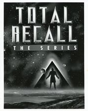 TOTAL RECALL THE SERIES LOGO ORIGINAL 1995 TV PHOTO BILLBOARD