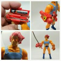 Vintage 1985 Thundercats Lion-O Figure Complete Sword Claw Power Ring EYES WORK