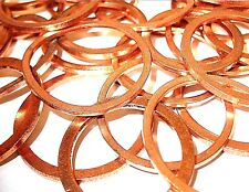 M8 Copper Washers choose outside diameter thickness quantity