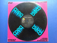 Gary Toms - Stand Up And Shout / Party Hardy, P.I.P. PDS-524 Ex Condition