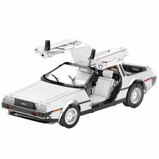 Metal Earth 3D Laser Cut Model Construction Kit DeLorean Back To The Future