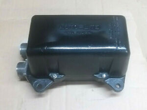 Willys M38 & A1s jeeps regulator 24v-25A.AUTO LITE. Repaired.Tested works fine.