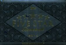 2014 TOPPS FIVE STAR BASEBALL SEALED HOBBY BOX