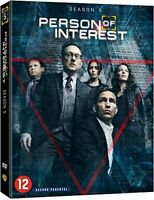 Person of Interest - Saison 5 // DVD NEUF