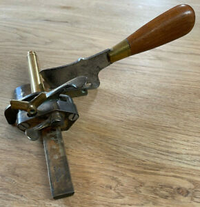Vergez Blanchard Saddlers Plough Belt Knife Belt Cutter Brass