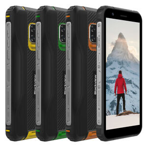 Blackview BV5100 Smartphone 4GB+128GB Android 10 NFC Telefono Cellulare Rugged