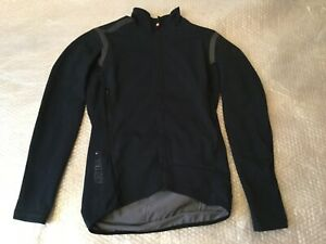 Castelli Perfetto long sleeve jersey black out Edition Medium RRP £200.00