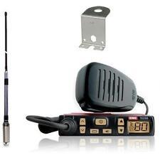 GME TX3100 ORIGINAL UHF RADIO+GME  6.6DBi FIBREGLASS BLK ANTENNA PACK