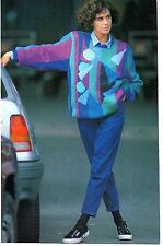 PICASSO knitting pattern, sweater - Marshall Cavendish pamphlet FF67