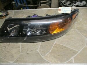 2000-2004 PONTIAC BONNEVILLE LEFT DRIVER SIDE FRONT HEADLIGHT LAMP ASSEMBLY UNIT