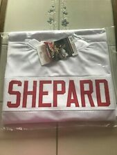 new style f3d56 a2ba4 Sterling Shepard NFL Original Autographed Jerseys for sale ...