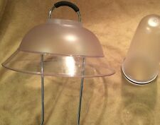 Coleman Rechargeable Lantern Model 5375 Replacement Shade Dome Top