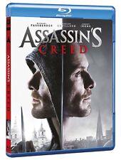 Blu Ray Assassin's Creed - (2016) *** Contenuti Speciali *** ....NUOVO