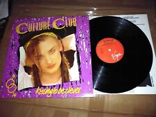 Culture Club – Kissing To Be Clever - Vinyl - Comme Neuf