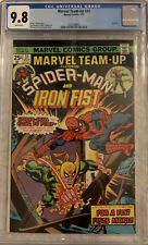 MARVEL TEAM-UP #31 CGC 9.8 (Marvel, 1975) Spider-Man, Iron Fist White Pages