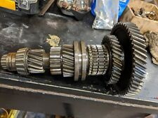 Ford 600 800 Tractor Transmission Main Lower Bottom Gears Gear Amp Shaft
