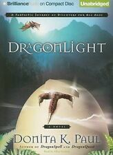 DragonKeeper Chronicles: DragonLight 5 by Donita K. Paul (2009, CD, Unabridged)