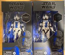 2x Star Wars Black Series Gamestop Exclusive Stormtrooper Commander 6? New Box