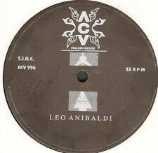 Leo Anibaldi – Italian House - ACV - ACV 996 - Ita