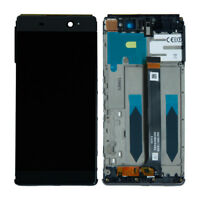 HQ For Sony Xperia C6 XA Ultra F3211 F3212 F3213 LCD Touch Screen Front Frame