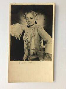 Evelyn Laye - The Luck of the Navy - Princess Charming - Original HS Autograph