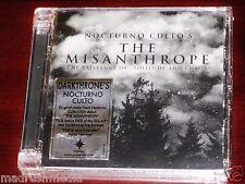 Nocturno Culto's: The Misanthrope CD + DVD Set 2007 Darkthrone Peaceville UK NEW