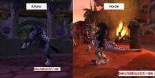 WoW Loot Mount Tiny Winzling Ivory Raptor Raptor Weißer Hengst World of Warcraft