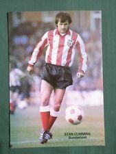 Stan Cummins-Sunderland - 1-imagen de acción de página completa recorte/Corte