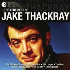 Jake Thackray : The Very Best of Jake Thackray CD (2003) ***NEW***