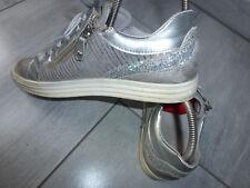 Maripe sneaker Gr. 38 grau silber
