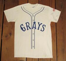 Vintage Homestead Grays Baseball Jersey T Shirt Negro Leagues Baseball Museum S