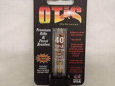 OTIS Brass Rifle Pistol Bore Brush .40 Caliber Firearm OT341