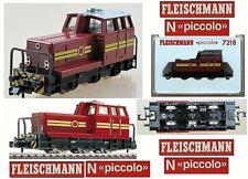 Fleischmann 7218 Vintage at Lune Gorge Diesel Shunter Railway Private Box