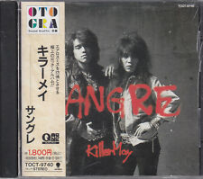 KILLER MAY - sangre CD japan edition