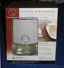 Living Natural Essential Oil Diffuser Comforting Mandarin Coconut Milk
