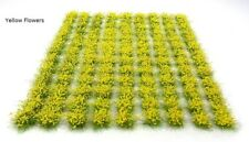 6mm Yellow Flower Tufts X117 Static Grass Self-adhesive - by Warpainter