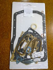 bottom end gasket set MORRIS MAJOR ELITE OXFORD COWLEY RILEY crankcase GEG203