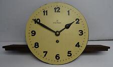 Antike mechanische Pendel Uhr Gustav Becker Werk - Ersatzteil