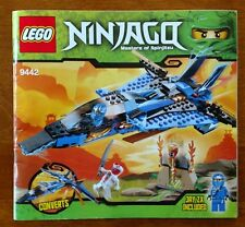 LEGO /39442 Ninjago Jay's Storm Fighter COMPLETE!