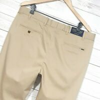 ⭐ Mens POLO GOLF RALPH LAUREN tailored fit stretch chino trousers size W34 L34