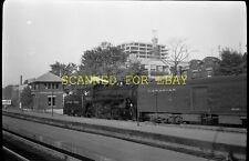 Aug 1957 Canadian Pacific #3642 Ottawa Montreal Quebec ORIGINAL PHOTO NEGATIVE